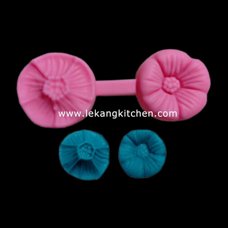 Silicone Leaf Mould (Cherry Blossom)