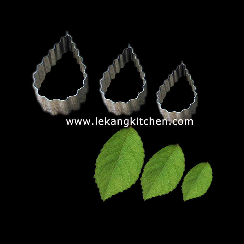 Biscuit Cutter (Leaf)