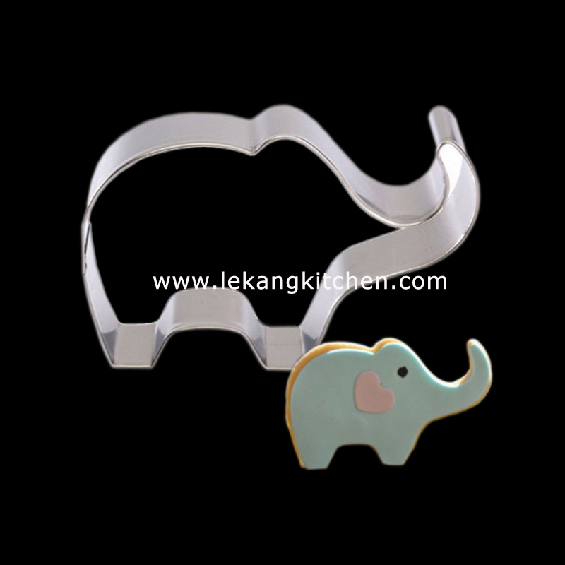 Biscuit Cutter (Elephant)