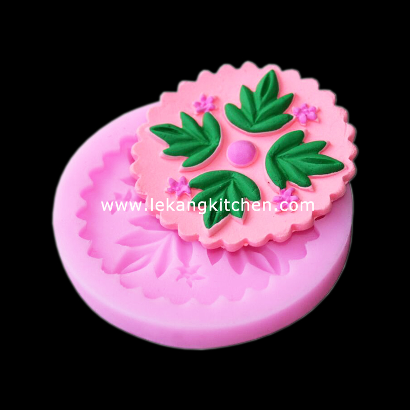 Silicone Cake Mould (Flower)