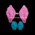 Silicone Leaf Mould (Tulip Leaf)