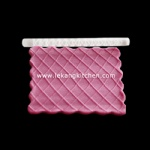 Acrylic Rolling Pin (Diamond  Lattice)